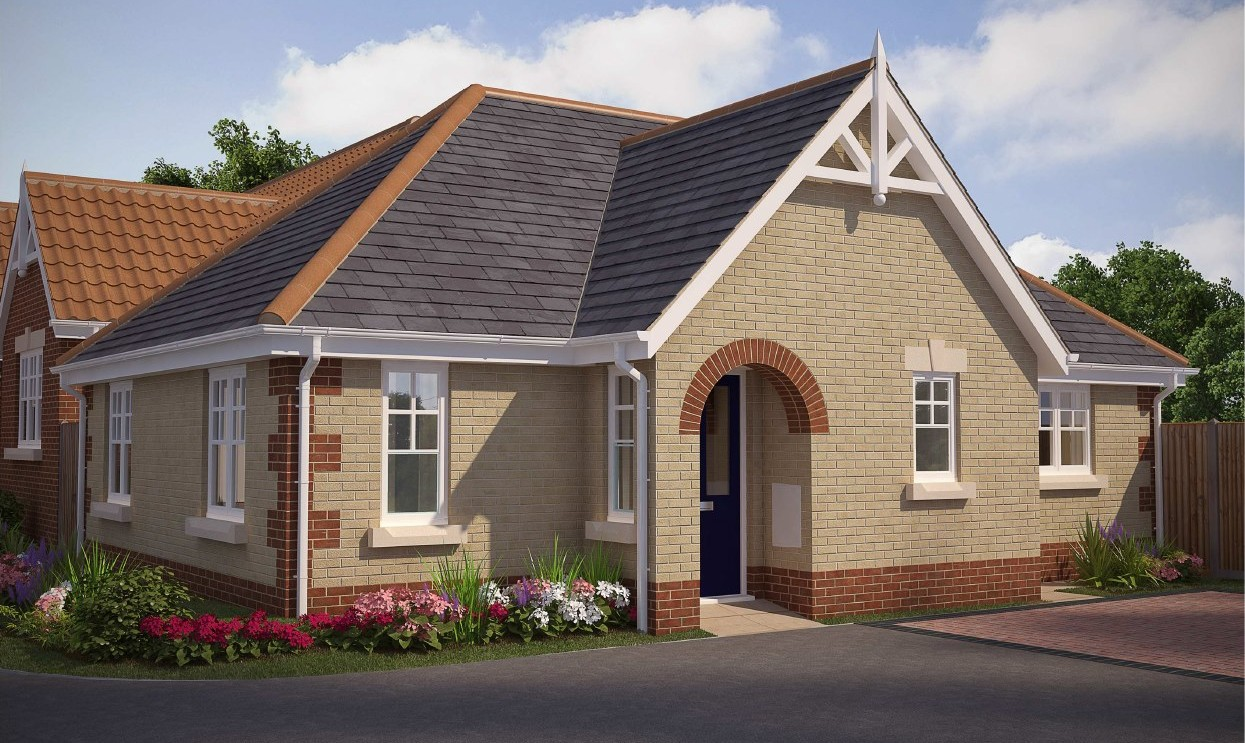 The Aldeburgh - 2 Bed Bungalow