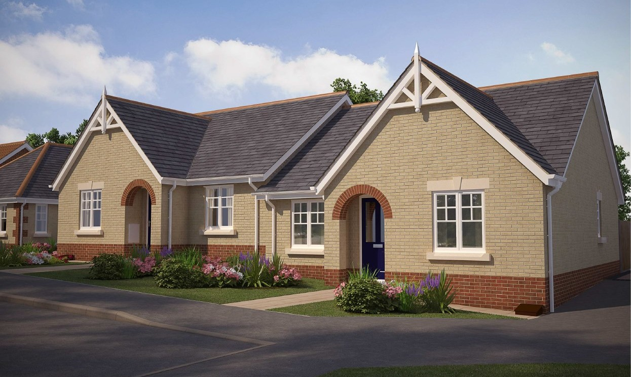 The Southwold - 2 Bed Bungalow
